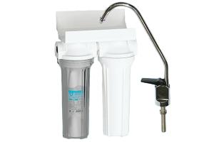 Фильтр 2 ступени  прозр; механ, уголь (FDC200)