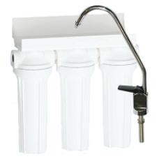 Фильтр 3 ступени белый; механ, уголь, умягчение