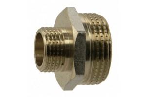 Ниппель никель переходной латунный (Ду32х15)
