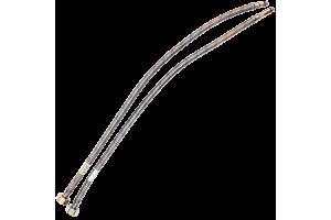 """Подводка гибкая M10-H1/2"""" (L=0,8 м) пара STC 6075"""