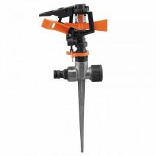 ППГ- 000001М Разбрызгиватель импульсный ,  дальность разбрызгибания 2-12м, пласиковый корпус.