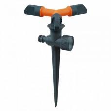 ППГ- 000002 Разбрызгиватель,  дальность разбрызгибания 5м, пластиковый корпус и пика, режимы полива: