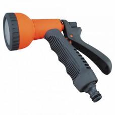 ППГ- 000008 Пистолет-распылитель ,корпус пластик с резинов. покрытием, пластик. распылитель, 1 р