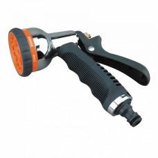 ППГ- 000005М Пистолет-распылитель 8-и позиционный ,корпус пластик с резинов. покрытием, металл.