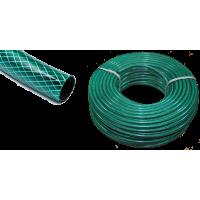 ШАД-12 шланг поливочный армированный зеленый 1/2 12,5мм  25м