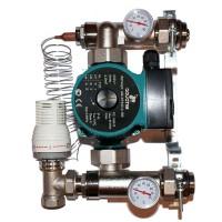 Насосно-смесительный узел для систем отопления