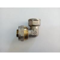 Угольник мп никель Faro 6450 STC