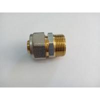 Соединитель мп никель Faro  6400 STC
