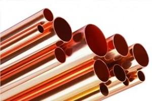 Труба медная для водопровода (Ду22х1) L=2.5 м
