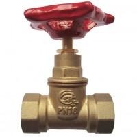 Клапан проходной запорный муфтовый STC  аналог15б1п