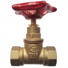Клапан запорный муфтовый STC  аналог15б1п
