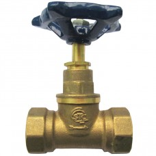 Клапан проходной запорный муфтовый STC  аналог 15б3р