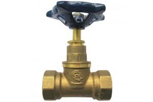 Клапан проходной запорный муфтовый STC (Ду50) аналог 15б3р
